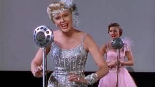 """Debbie Reynolds, Jean Hagen """"Поющие под дождём"""" - Момент истины"""