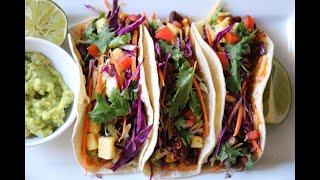 Chipotle Black Bean Tacos Recipe