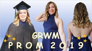 GRWM - Cérémonie des diplômes    C'est Miriam