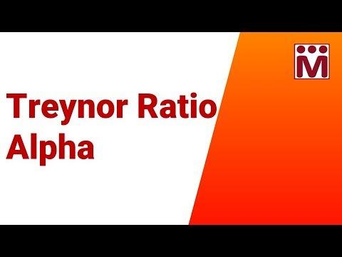 NISM MF 28 - Treynor Ratio