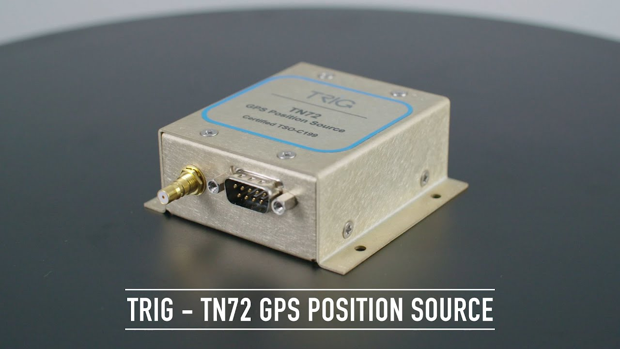 Trig Avionics - TN72 GPS Position Source