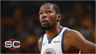 Kevin Durant's latest Twitter comments: Should he 'calm down with the tweets'? | SportsCenter