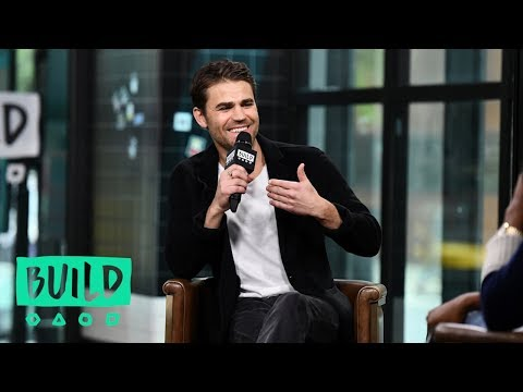 Paul Wesley Discusses CBS All Access Series, Tell Me A Story