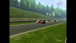 Brutal Crash - Race The WTCC Game