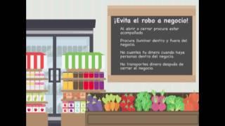 Prevención de robo a negocio