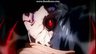 Tokyo Ghoul - Kaneki vs. Nishiki [Uncensored] (English dub)