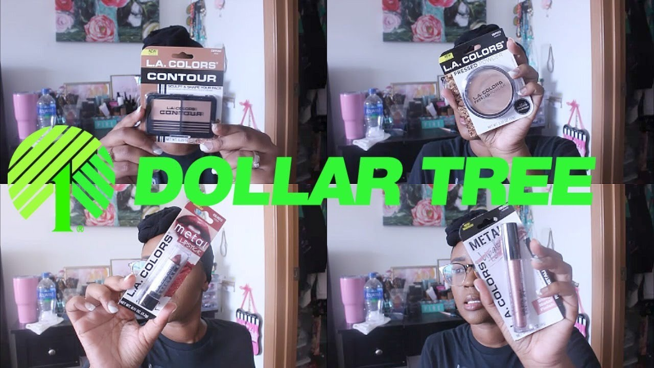 Dollar Tree Haul #156-All NEW Makeup Finds! - YouTube