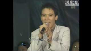 Erik Santos Star In A Million Grand Finals January 3, 2004 - This Is The Moment