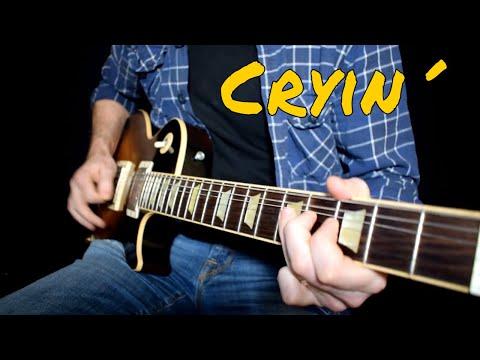 Aerosmith - Cryin' cover