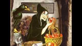Montage - Même pas peur de la sorcière - comptine de Tiji