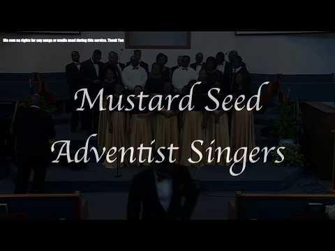 AY Service 4/27/2019 - Mustard Seed Adventist Singers.