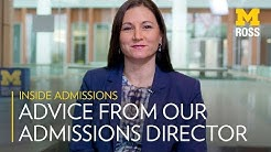 Inside Admissions: Advice From Our Online MBA Admissions Director