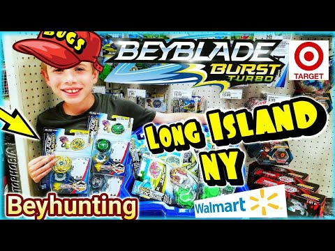 ROAD TRIP SCORE! Beyblade Burst Toy Hunting at Target and
