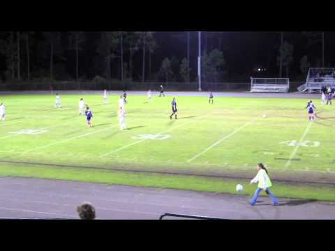 South Walton girls vs Marianna  5 Nov 2013