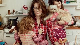 Tina Fey speaks about her daughter (Compilation)
