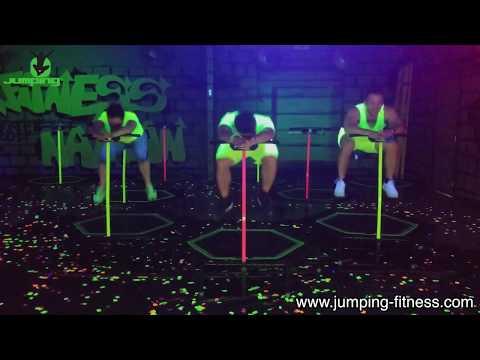 Mi Gente - F4ST & Velza & Loudness (Remix) - Jumping® Fitness