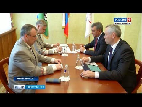 Глава «РЖД» Олег Белозеров поддержал проект «Городская электричка» в Новосибирске