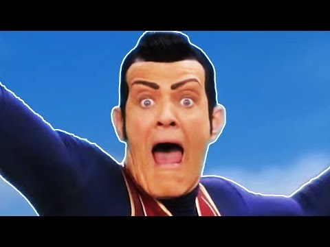 Lazy Town We Are Number One but it has no words... (Instrume