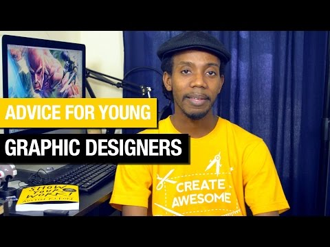Career Advice For Young Graphic Designers