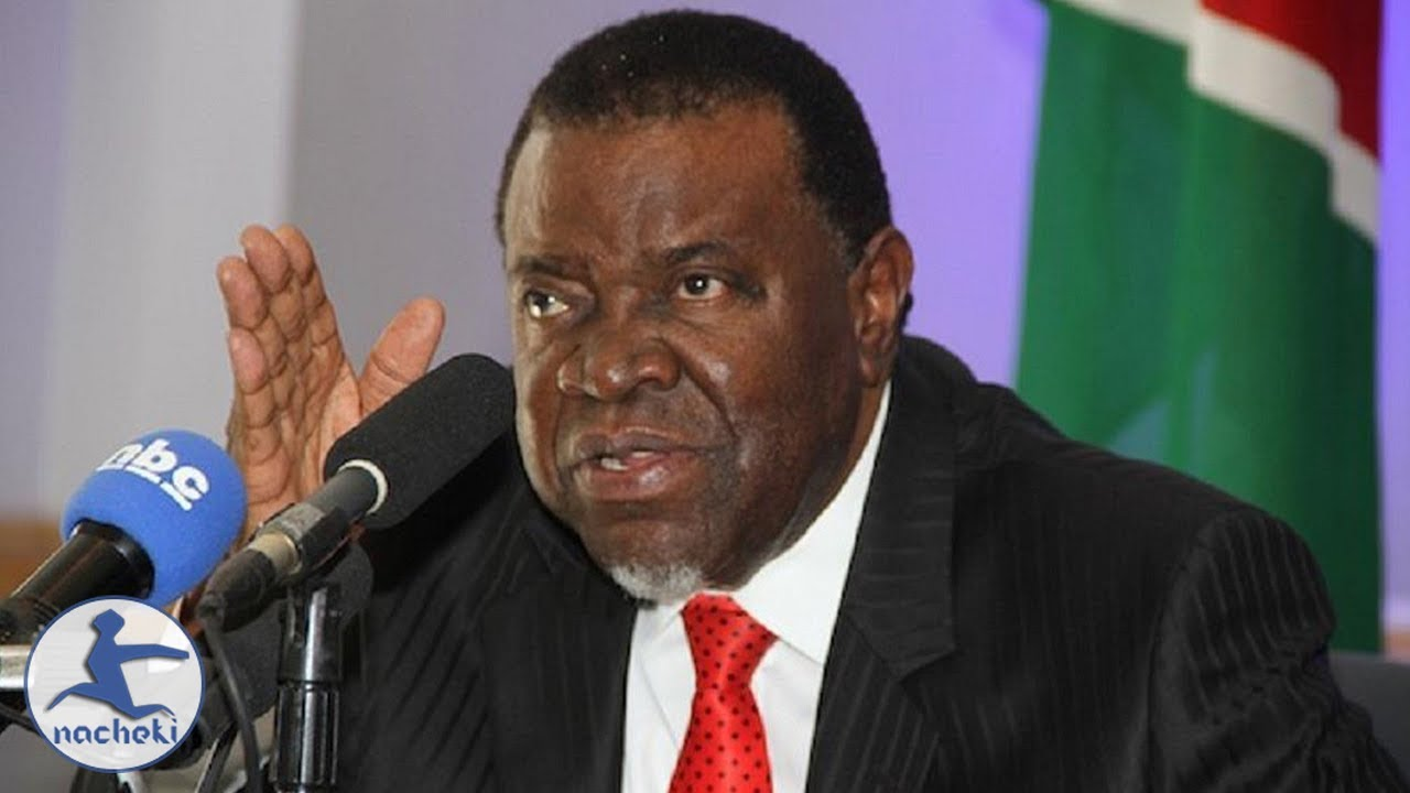 BREAKING: Namibia President Pledges to Expropriate White Owned Land