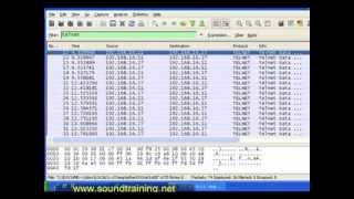 Intro to Wireshark:  Packet Capture and Protocol Analysis