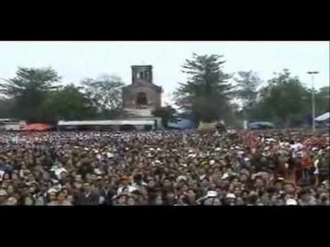 Đại Lễ Bế Mạc Năm Thánh tại La Vang 6/1/2011
