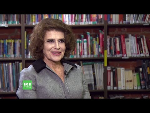 LA GRANDE INTERVIEW : FANNY ARDANT