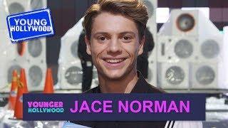 Jace Norman Fanboys Over Selena Gomez & Gal Gadot!