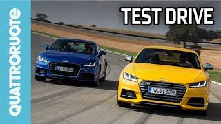 Audi A3 g-tron 2014 Test Drive