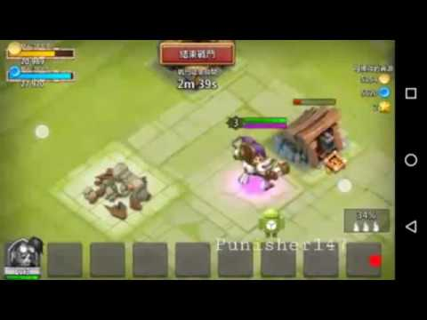 Best Roll For New Hero In New Update July 2017 Castle Clash