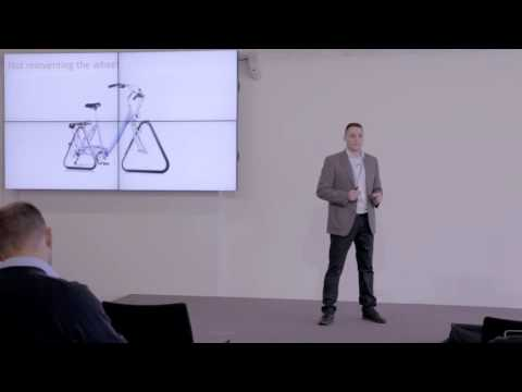 """How to Build the Bank Using APIs"" Krzysztof Pulkiewicz, BankUp"