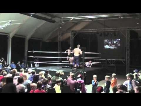 CSF Wrestling: Saturday Night Slam! Highlights 23/3/13 in Frome, Somerset