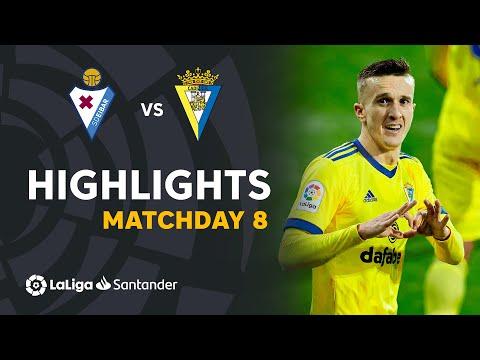 Eibar Cadiz Goals And Highlights