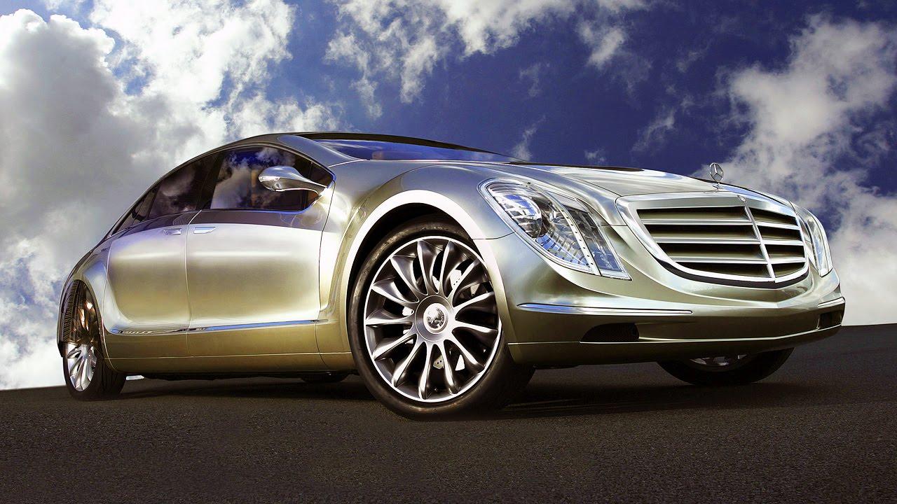 Mercedes-Benz F 700 - Concept Car 2007 - YouTube