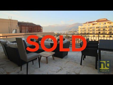Porto Montenegro Penthouse Apartment Ozana