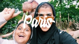 PARIS DAY 5   حديقة الحيوان اللي خلتني امرض