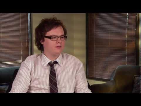 A Thousand Words:  On Set  Clark Duke HD