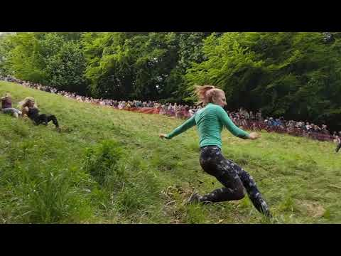 Cheese Rolling 2019