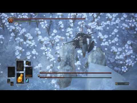 Dark Souls 3 DLC - Gravetenders Cheese