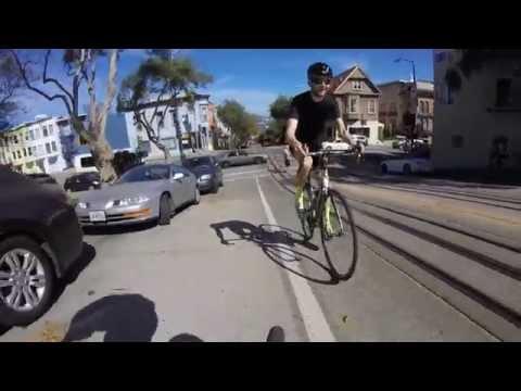 Cycling in San Francisco & Marin County 2015