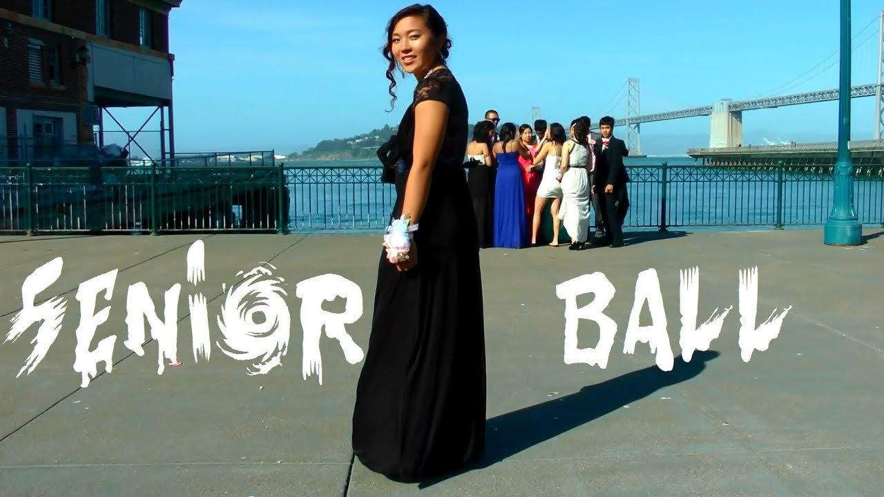 IHS Senior Ball: I Left My Heart in San Francisco VLOG - YouTube