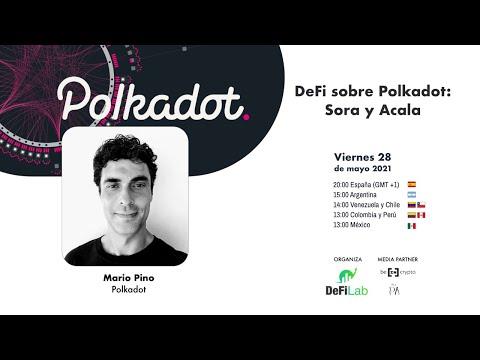DeFi sobre Polkadot: Sora y Acala