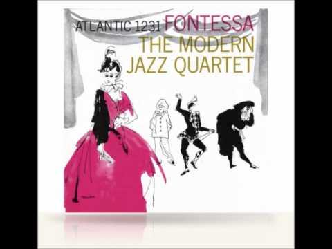 "The Modern Jazz Quartet, ""Fontessa"""