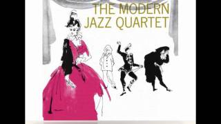 "The Modern Jazz Quartet, ""Fontessa"""