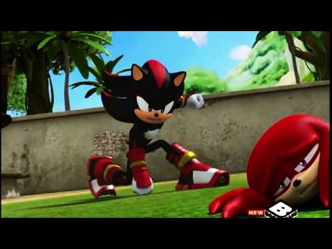 Shadow & Sonic: Friends are Family
