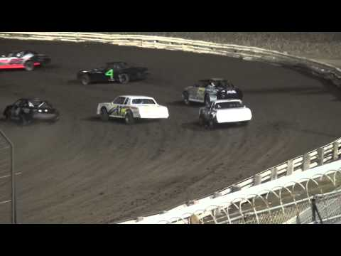 Lee County Speedway IMCA Stock Car feat.3/29/14