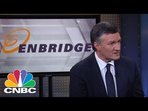 Enbridge Inc CEO: Pipeline Profits?| Mad Money | CNBC