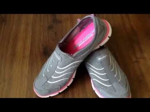skechers memory foam reviews