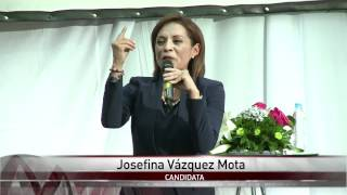 Llama Vázquez Mota a las jaliscienses a ir juntas por la presidencia