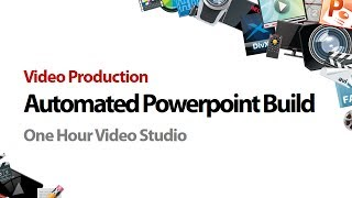 Automated Powerpoint Video Creation with One Hour Video System